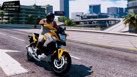Grand Theft Auto Modification by 2017 Honda Nc750x 1 0 Grand Theft Auto V Mgva