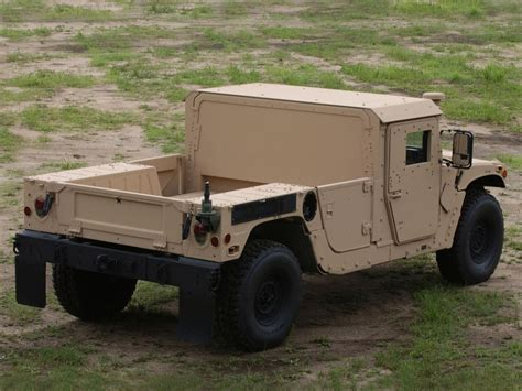 M1152 Up-armored Hmmwv