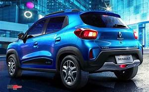 Small Sales 2020 Renault Kwid Spied In India Gets Led Drl Above