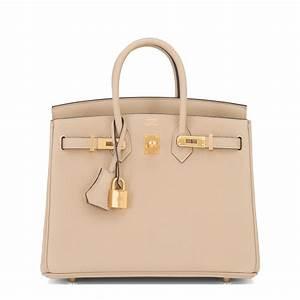 Hermes Birkin Bag 25cm Trench Togo Gold Hardware | World's ...  Hermes