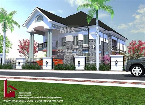 nigerian architectural designsbungalows duplex flats  properties  nigeria