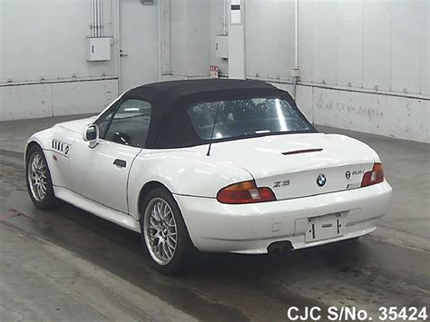 2003 Bmw Z3 White For Sale