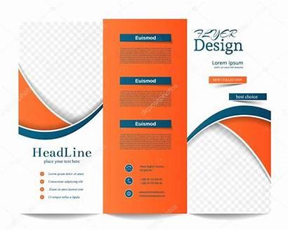 Brochure Fold Tri Corporate Template Arts