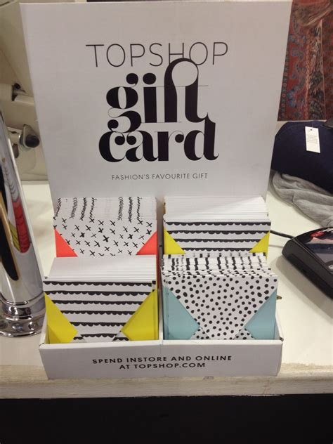 topshop gift card standard love top shop