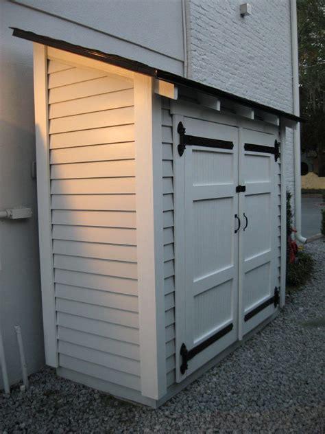 lawn mower storage garage transitional  garage floors