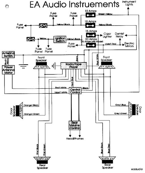 Audio Wiring Fordmods