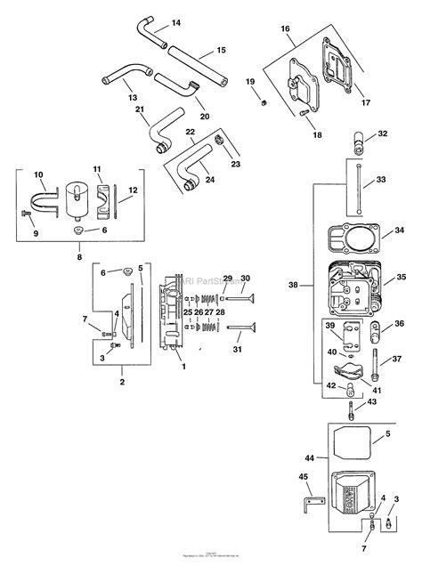 Ch 20 Kohler Command Wiring Diagram by Kohler Cv20 65522 Toro 20 Hp 14 9 Kw Parts Diagram For