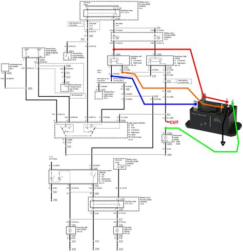 Radio Wiring Diagram Addition Ford Pin Trailer