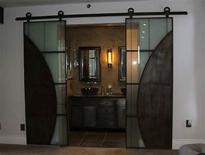 iron and glass and warehouse sliding barn doors custom With commercial sliding barn doors