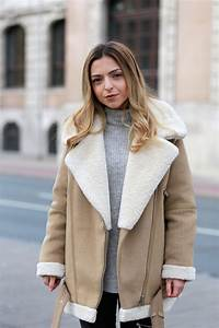 Zara Leather Biker Pants u0026 Shearling Jacket - Want Get Repeat
