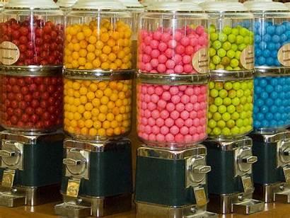 Machine Gum Vending Gumball Machines Candy Scavenger