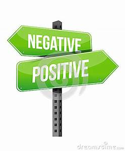 Positive Negative Sign Stock Images - Image: 29903464