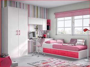 Chambre Ado Fille 12 Ans : chambre de fille 12 ans la recre photo ~ Voncanada.com Idées de Décoration