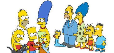 Old Simpsons Vs New Simpsons