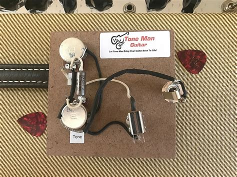 Les Paul Special Double Cut Way Upgrade Wiring Kit