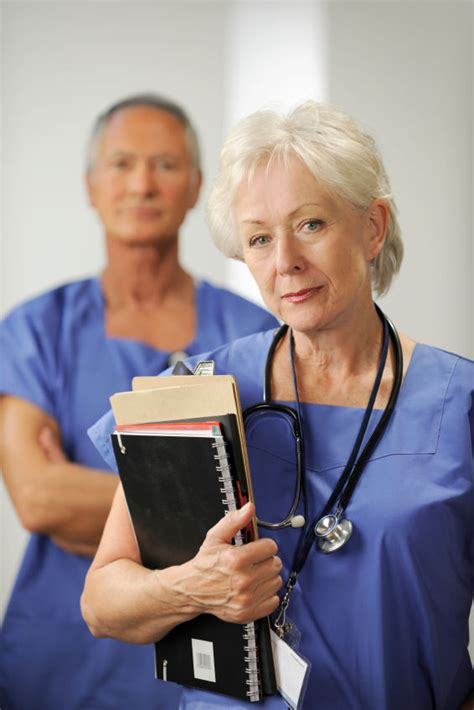 Managing And Sustaining An Aging Nursing Workforce