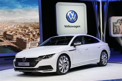 Motor Show 2019 : 2019 Vw Arteon To Make Us Debut At 2018 Chicago Auto Show