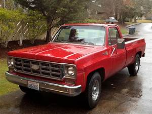 78 Chevy C20 Used To Have One Like This  Just With Bigger