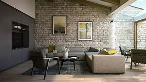 25 brick wall designsdecor ideas design trends for Interior design of the wall
