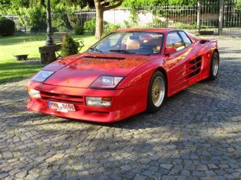Shop ferrari testarossa vehicles for sale at cars.com. Verkauft Ferrari Testarossa KOENIG-SPE., gebraucht 1987, 48.000 km in Andernach