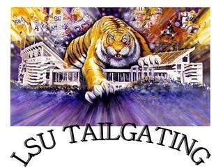 LSU tailgating | lsu tailgating image here is the lsu ...