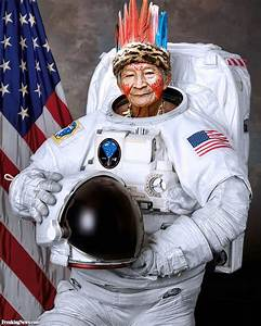 American Indian Astronaut Pictures