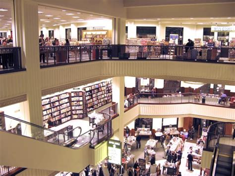 The Five Most Interesting Barnes & Noble Stores In America