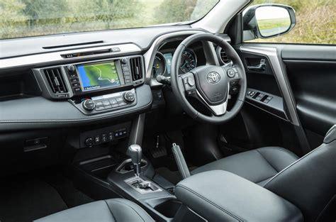 toyota rav4 interior toyota rav4 review 2018 autocar
