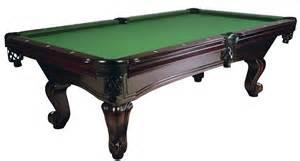 Buffalo Napoleon American Pool Table (Cherrywood) - 8ft