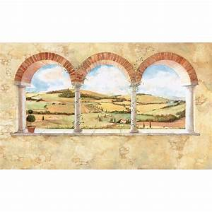 Tuscan Wall Murals