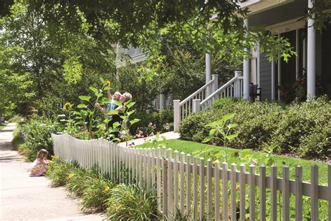 White Kitchens Ideas - charming cottage fences the cottage journal