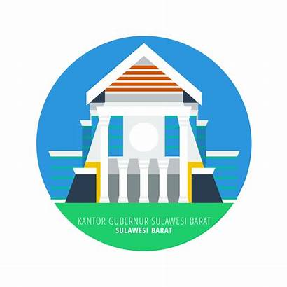 Landmarks Behance Indonesian