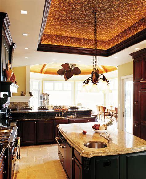 kitchen lights ceiling ideas bronze pendant tray lights kitchen ceiling ideas