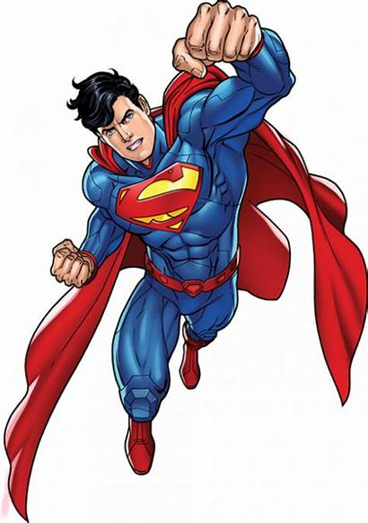 Superman Transparent Cartoon Background Clipart Marvel Super