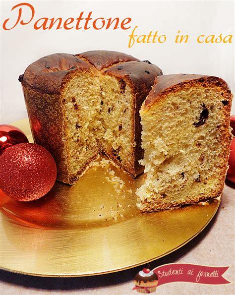 Www Casa It Ricette by Panettone Con Gocce Di Cioccolato Ricetta Panettone