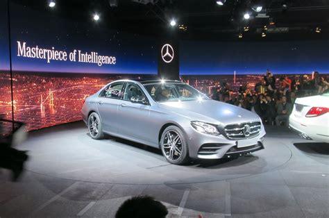 2017 Mercedesbenz Eclass First Look  Motor Trend