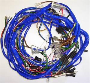 Austin Healey Sprite  U0026 Mg Midget Main Wiring Harness