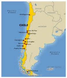 Online Learning Snapshot - South America - chile Chile