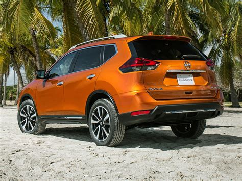 New 2018 Nissan Rogue  Price, Photos, Reviews, Safety