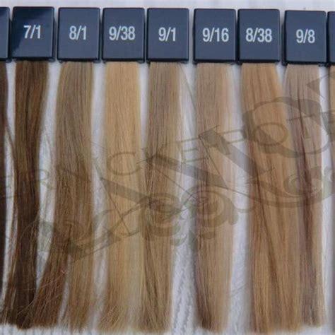 haarfarbe wie nennt man die haare