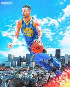 Stephen Curry City Design on Behance | Stephen curry ...