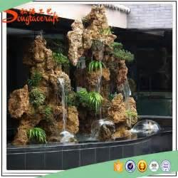 cascate da interno prefabbricato ingrosso fontane da interno parete