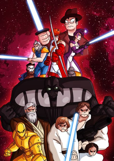At4w Youngblood 5 + Star Wars 3d By Mtcstudio On Deviantart