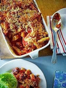 Sausage pasta bake Pasta recipes Jamie magazine recipe