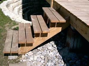 Holztreppe Außen Selber Bauen : au entreppe holz selber bauen haus design ideen ~ Buech-reservation.com Haus und Dekorationen