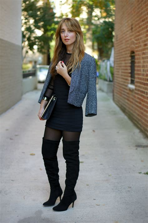 KNEE LENGTH BOOTS -ALL TIME FASHION TREND - Godfather Style