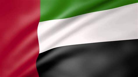 The Flag Of The United Arab Emirates