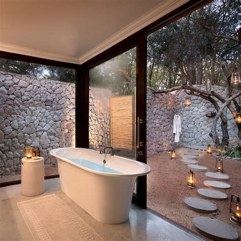 the best hotel bathroom projects created by