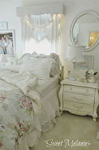 Shabby And Chic : 33 cute and simple shabby chic bedroom decorating ideas ecstasycoffee ~ Markanthonyermac.com Haus und Dekorationen