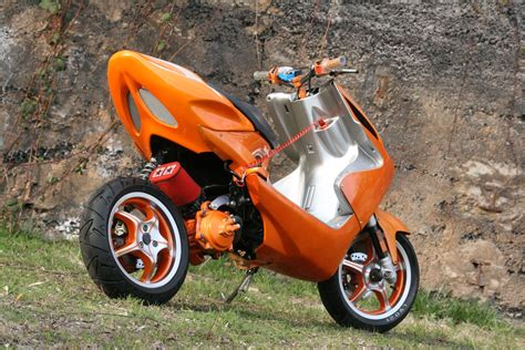 scooter nitro tuning scoooter gt